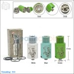 New ! Tobeco Mad Hatter Rebuildable Dripping Atomizer (Clone)