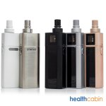 Joyetech Cuboid Mini TC80W 2400mAh Simple Kit with 5ml Cuboid Mini Atomizer (Ex. USB wall adapter)