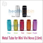 2.5ml Metal Tube for Mini Vivi Nova Tank Clearomizer