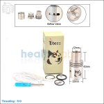 Tobeco Doge V3 Stainless Steel Rebuildable Dripping Atomizer (Clone)