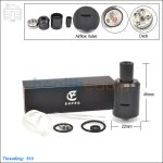 New ! Ehpro Stillare V3 Black Rebuildable Dripping Atomizer (Clone)
