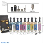 Aspire Mini Nova-S Glass BVC Clearomizer Kit