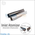 Imist Atomizer (Detachable & Replaceable)