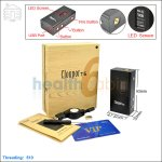 New ! Cloupor T6 100W 26650 Box Mod