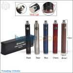 KangerTech Evod Variable Voltage 1300mAh Manual Battery