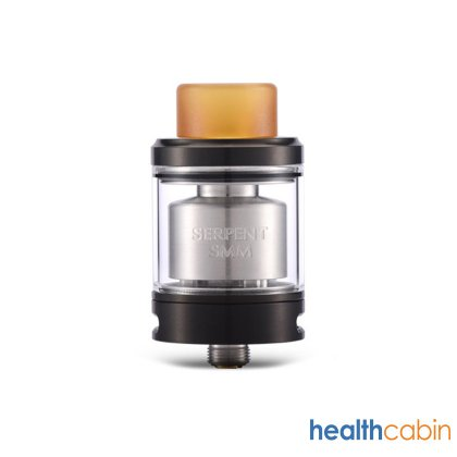 Wotofo Serpent SMM RTA Atomizer 4ml Black
