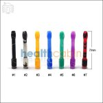Type #2 Celluloid Long Pipe Drip Tip