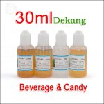 30ml Dekang Beverage & Candy E-juice (10 flavors)