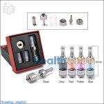 KangerTech Protank-2 BCC Glass Clearomizer with Changeable Drip Tip (Discontinued)