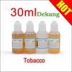 30ml Dekang Tbaco E-juice in 15 flavors