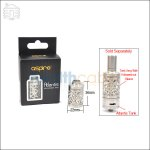 Tank Assy With Hollowed-out Sleeve for Aspire Atlantis Sub Ohm Tank