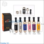 Kumiho 2.5ml STV Nova Glass BDC Clearomizer (Discontinued)