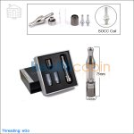 New! KangerTech Mini Protank-2 SOCC Glass Clearomizer (Gift Pack)