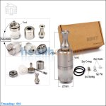 Smoktech RSST Genesis Rebuildable Atomizer (Only for Advanced Users)