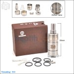 New ! Hcigar 3D Rebuildable Dripping Atomizer(Clone)