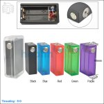 New ! Tobeco Colorful Beast ABS Box Mod (Clone)