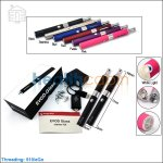 KangerTech EVOD Glass Starter Kit with New BDC (Bottom Dual Coil Changeable) Clearomizer