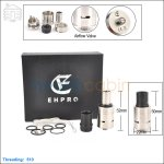 Ehpro Little Boy Stainless Steel Rebuildable Dripping Atomizer (Clone)