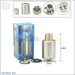 New ! Tobeco Kennedy V4 Stainless Steel Rebuildable Dripping Atomizer (Clone)