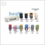 Glass & Stainless Steel Hybrid 510 Drip Tip #2