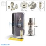New ! Aspire Atlantis 2 Tank Kit with Sub Ohm Coil (3ml)