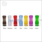 Transparent 510 Drip Tip in 7 colors