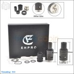 Ehpro Little Boy Black Rebuildable Dripping Atomizer (Clone)