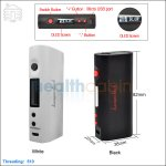 [New product forecasting] KangerTech KBox Mini 50W Box Mod (Accept the Reservation)