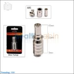 Kumiho A6S Stainless Steel Rebuildable Dripping Atomizer
