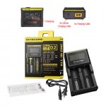 Nitecore Digicharger D2 (US Plug)
