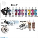 5ml HyperTank BCC Glass Clearomizer