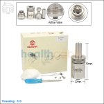 Hcigar Spider Stainless Steel Rebuildable Dripping Atomizer (Clone)