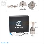 New ! Ehpro Tobh v2.5 26650 Stainless Steel Rebuildable Dripping Atomizer (Clone)