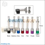 Smoktech Mini Trophy Tank Glass BCC Clearomizer