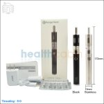 New ! Upgraded KangerTech EMOW Mega 1600mAh Kit With VOCC