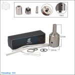 New ! Ehpro Veritas Clone Rebuildable Dripping Atomizer