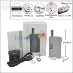 Joyetech Upgraded eGrip 20W VV/VW Silver Kit with OLED Screen