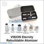 VISION Eternity Rebuildable Atomizer Kit