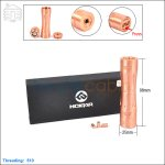 New ! Hcigar Skyline M6 Copper 18650 Mod (Clone)