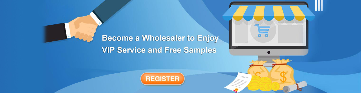 Wholesale banner