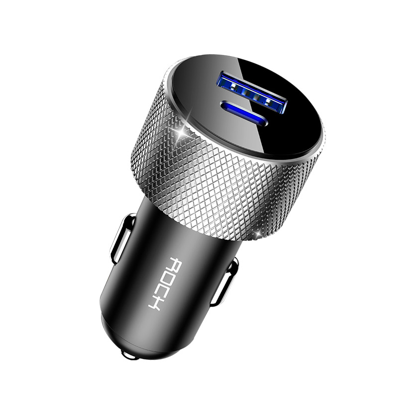 ROCK Sitor PD Fast Charge Car Charger