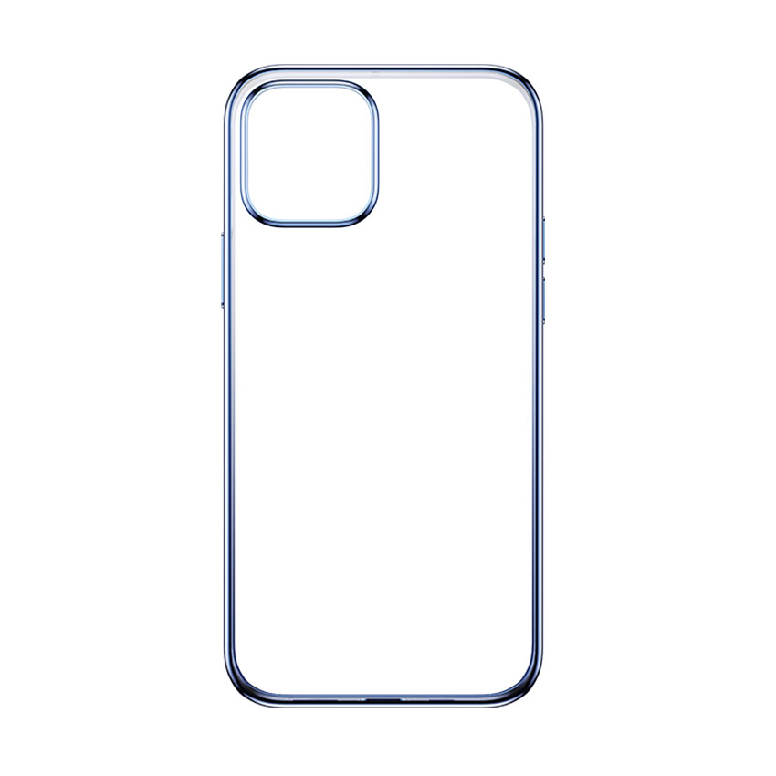 ROCK TPU Electroplating Protection Case for iphone 12 Series