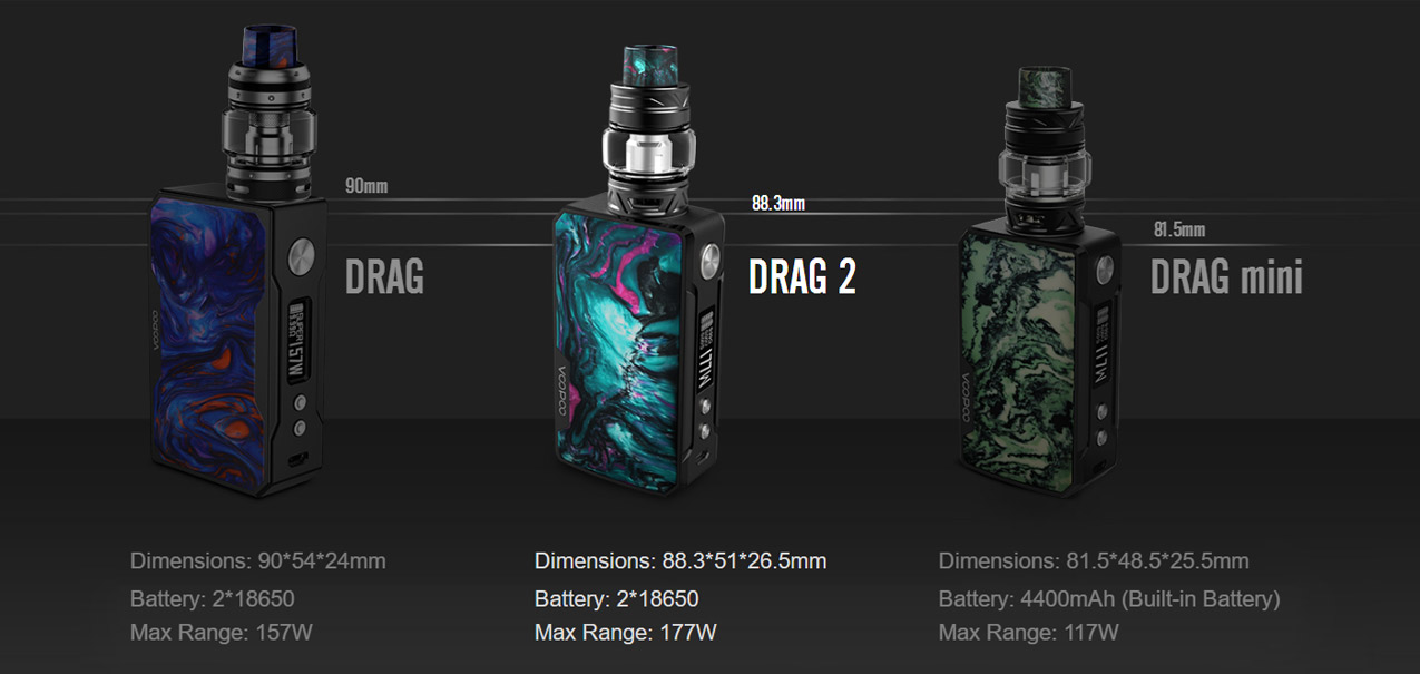 VOOPOO Drag 2 Kit