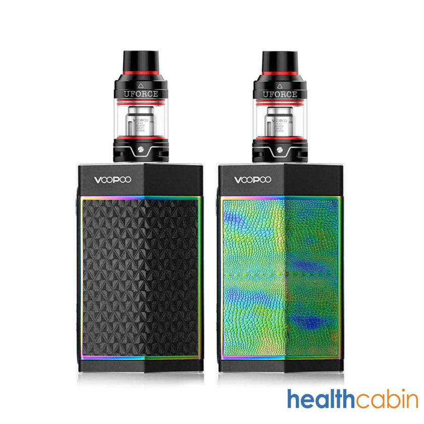 VOOPOO TOO 180W Mod Kit with UFORCE Tank Atomizer Black Version