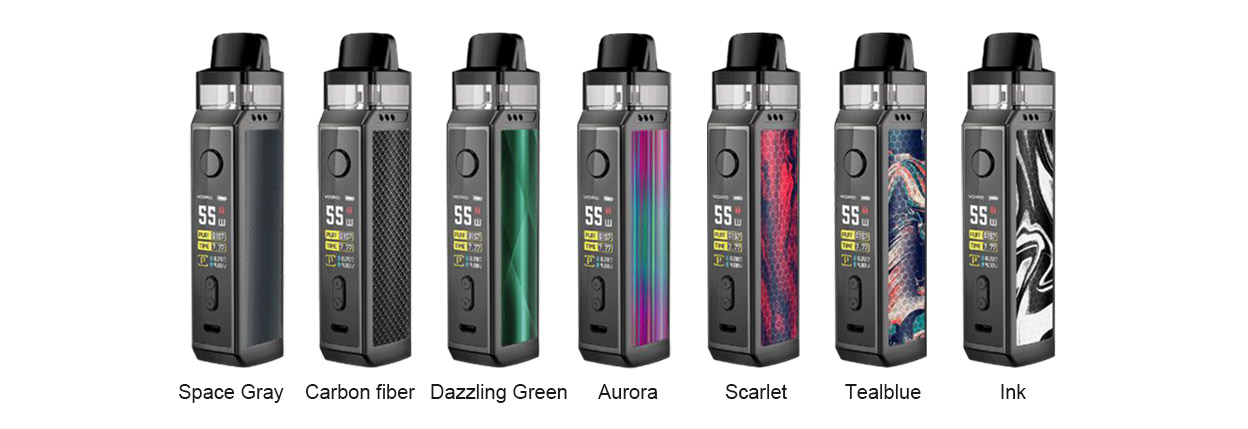 A Strong Member from Vinci Family: Voopoo Vinci X Mod Pod