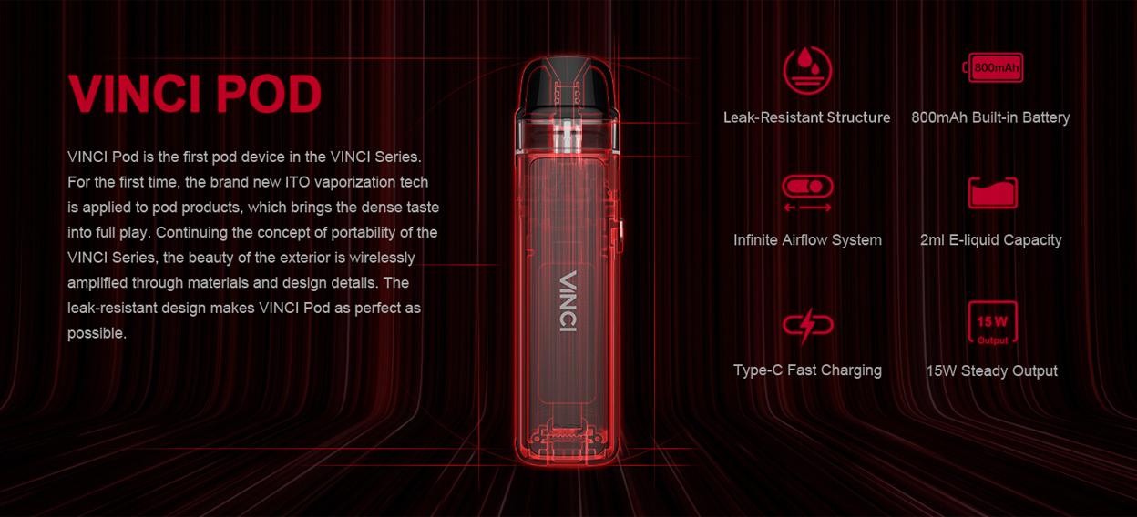 VOOPOO Vinci Kit