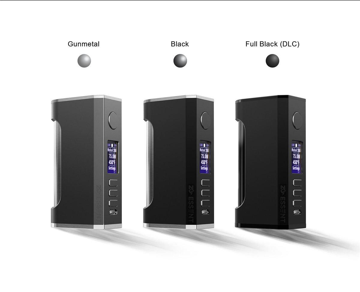 ZQ Essent DNA75C Box Mod