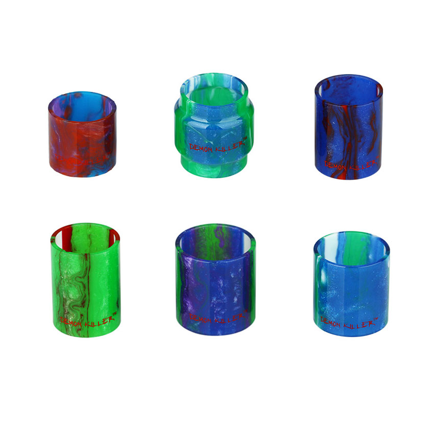 Demon Killer Resin Tube for Aspire Cleito/Smok TFV8/Eleaf iJust S/Eleaf Melo 3/Eleaf Melo 3 Mini