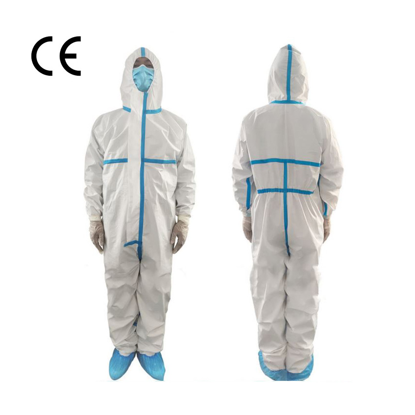 Huanyu Medical disposable protective clothing with CE certification (no sterile)