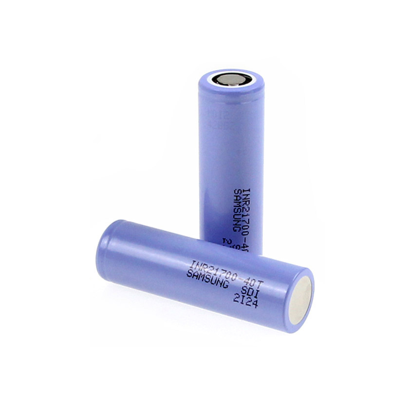 SAMSUNG INR21700-40T 4000mAh 3.7V Lithium-ion Rechargeable Cell